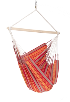 Columbian Hammock Chair - Striped