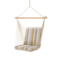 Pawleys Island Cushioned Single Swing