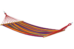 Byer of Maine Mauritius Hammock Single - Multicolor