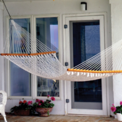 Pawleys Island Original Cotton Rope Hammock