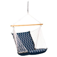Algoma Reversible Hanging Chair - Garden Gate/Arbor Blue