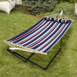 Bliss Hammock with Pillow - Patriot