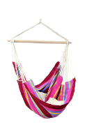 Brazilian Hammock Chair - Sorbet