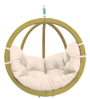 Byer of Maine Globo Swing Chair - Natural