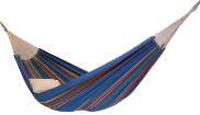 Barbados Hammock Single - Bluesky