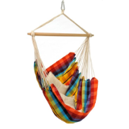 Brazilian Hammock Chair - Rainbow