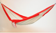Byer of Maine Easy Traveller Hammock - Twilight Red