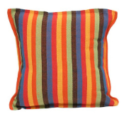 Brazilian Hammock Pillow - Multi Stripe