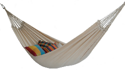 Byer of Maine Paradiso Brazilian Hammock Double - Natural