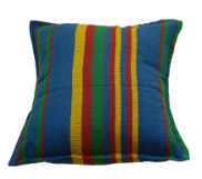 Brazilian Hammock Pillow - Blue Sky