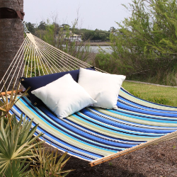 Pawleys Island Quilted Fabric Hammock