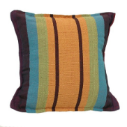Brazilian Hammock Pillow - Rainbow