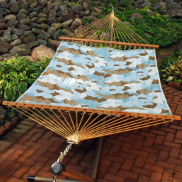Algoma Quilted Reversible Hammock - Esprit Robin