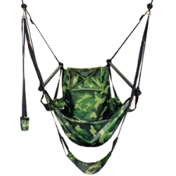 Green Eggs & Hammocks Con2our Chair